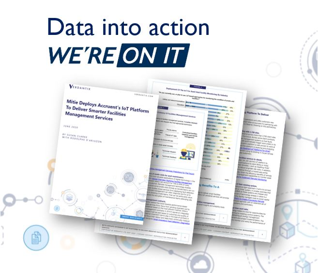Data into action - Report download - Image